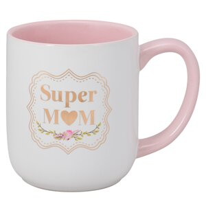 Super Mom Latte Mug