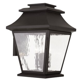 Find for Campfield 4-Light Outdoor Wall Lantern By Darby Home Co