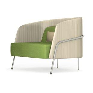 Noldor Low Back Arm Chair