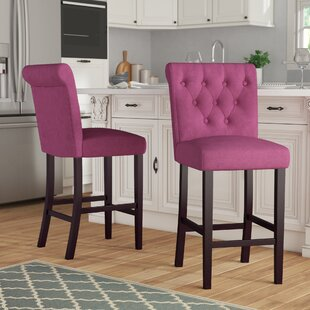 Bellatrix 26 Bar Stool (Set of 2) by Andover Mills
