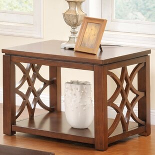 Inexpensive Alanson End Table by Darby Home Co