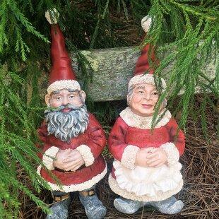 Mrs Claus Statue Wayfair