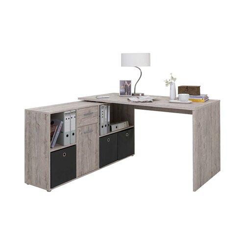 2-tlg. Büroset Lex ClearAmbient Farbe: Sandeiche | Büro > Büromöbel-Serien | ClearAmbient