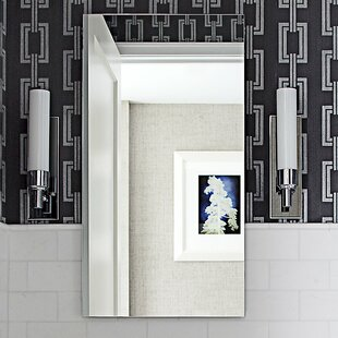 Read Reviews M Series 19.25 x 70 Recessed Medicine Cabinet By Robern