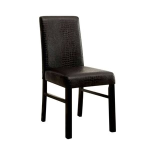 Nikesia Dining Chair (Set of 2) by Red Barrel Studio