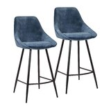 Schillinger 26.37 Counter Stool (Set of 2) by Mercury Row®