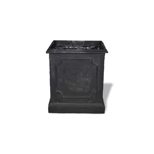Amedeo Design Paneled Resin Stone Planter Box