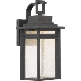Shop For Olveston 1-Light Outdoor Wall Lantern By Brayden Studio