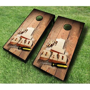 AJJ Cornhole Pirate Ship C..