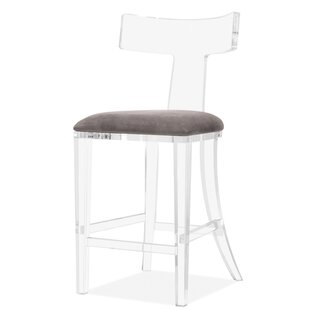 Tristan Klismos Counter Bar Stool by Interlude
