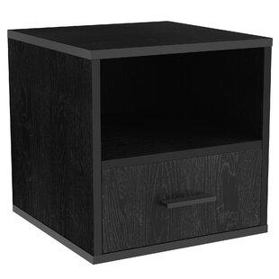 Au Cube End Table