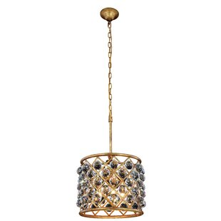 Mercer41 Morion 4-Light Pendant