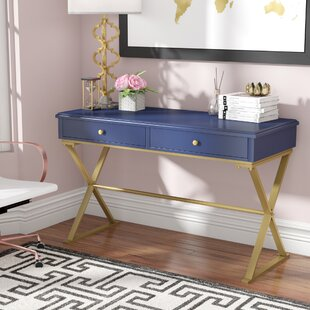 Colston 2 Drawer Writing Desk