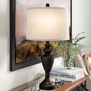 Big Save Calvin 27.5 Table Lamp By Charlton Home