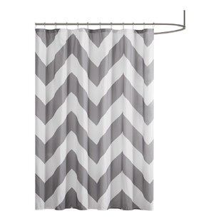 teal and gray shower curtain.  Teal And Gray Shower Curtain Wayfair