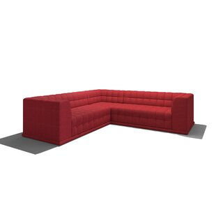 Price comparison Bump Bump Corner Sectional by TrueModern Reviews (2019) & Buyer's Guide
