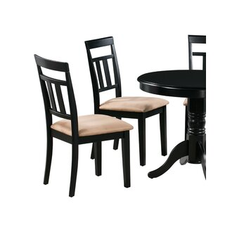 Aguiar Upholstered Dining Chair (Set of 2) by August Grove SKU:BA534886 Reviews