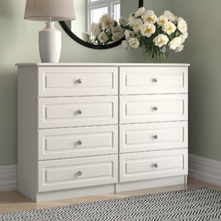 Russel 8 Drawer Chest Of Drawers By Brambly Cottage