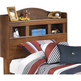 Myrna Bookcase Headboard by Viv  Rae