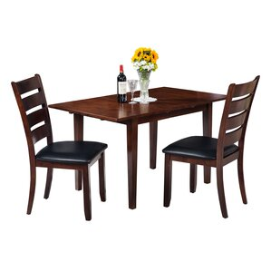 Assante Modern 3 Piece Dining Set by Alco..