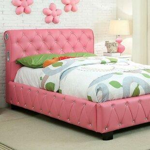 Murdoch Storage Upholstered Sleigh Bed