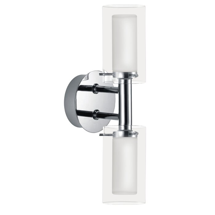 Lowes 2 Light Wall Sconce