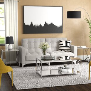 Kira 3 Piece Coffee Table Set