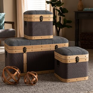 Large Antique Storage Trunks You Ll Love In 2021 Wayfair
