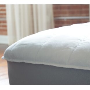 Alwyn Home Extra Thick Cotton Mattress Pad