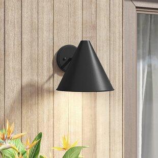 Dedmon Outdoor Wall Lantern By Mercury Row
