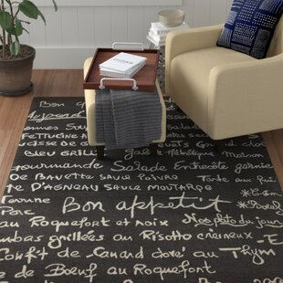 Huffman Charcoal Indoor/Outdoor Area Rug