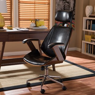 Brydon Task Chair by George Oliver Great Reviews
