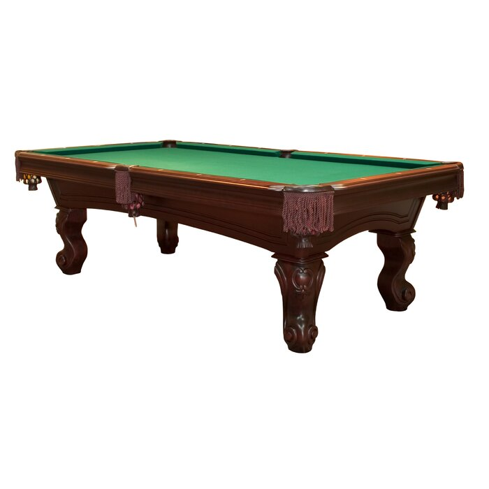 Ambrosia 8\' table de billard en ardoise