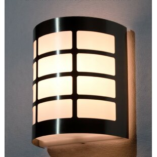 Alessa Outdoor Wall Lantern By 17 Stories