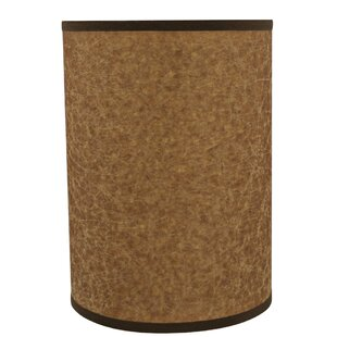 Coupon Transitional Spider 8 Linen Drum Lamp Shade By Millwood Pines