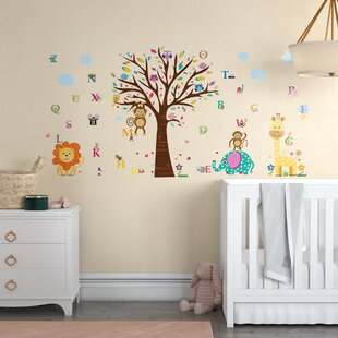 Highwood Zoo Wall Decal