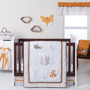 Buying Vanegas Gnome Boy 4 Piece Crib Bedding Set ByHarriet Bee