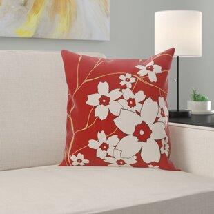 Calhoun Floral Outdoor Pillow