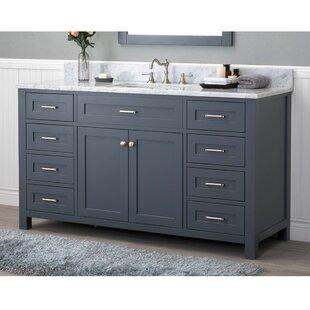 Cecilton 60 Single Bathroom Vanity by Red Barrel Studio