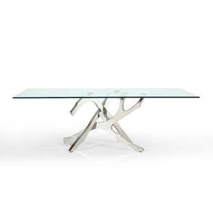 Harber Dining Table by Orren Ellis Modern