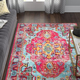 Budget Aliyah Pink Area Rug By Willa Arlo Interiors