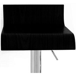Sigma Adjustable Height Swivel Bar Stool (Set of 2) by Vandue Corporation