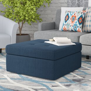 Nona Tufted Storage Ottoman by Zipcode Design