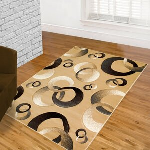 Champagne Area Rug