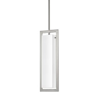 Tahoe 2-Light Square/Rectangle Pendant by Donny Osmond Home