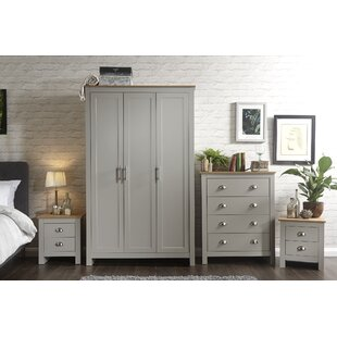 Boalt 4 Piece Bedroom Set By Brambly Cottage