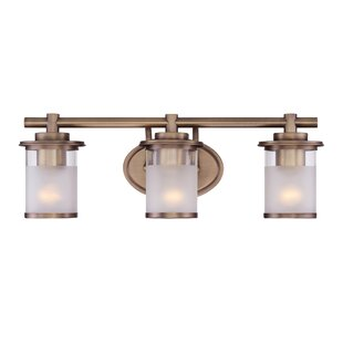 Gold Bathroom Vanity Lighting Youu0027ll Love | Wayfair