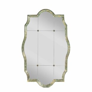 One Allium Way Kare Accent Mirror