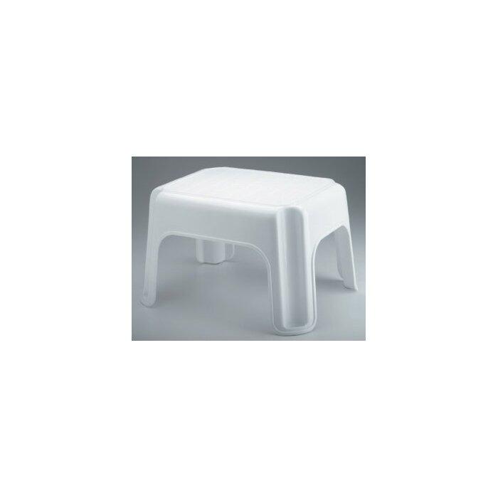 Groovy Roughneck 1 Step Step Stool With 200 Lb Load Capacity Customarchery Wood Chair Design Ideas Customarcherynet
