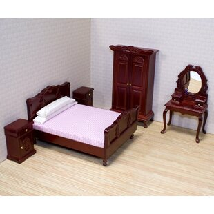 Dollhouse Bedroom Furniture by Melissa & Doug